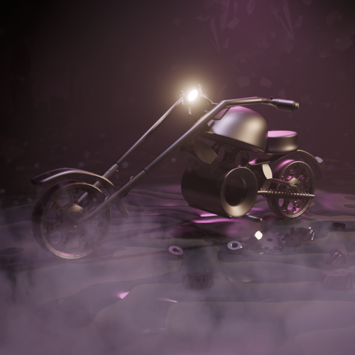 Mechanical Bike preview image