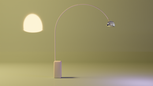 Arco Floor Lamp preview image