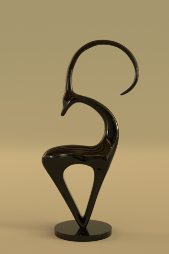 "Sculpture ""Impala"" preview image"