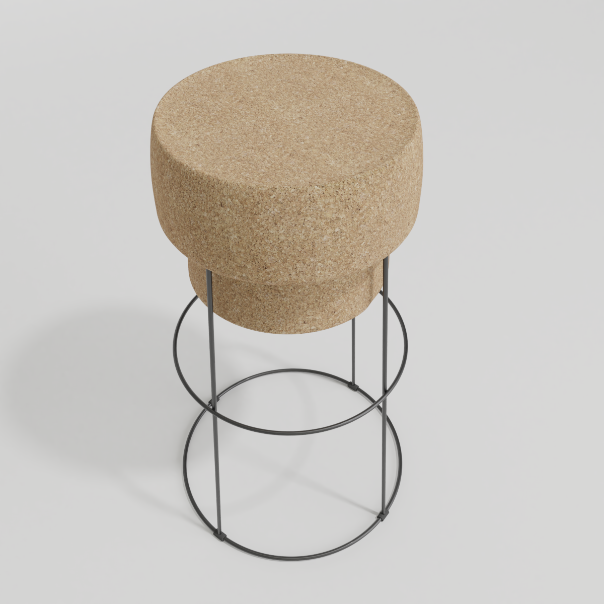 Cork stool preview image 2