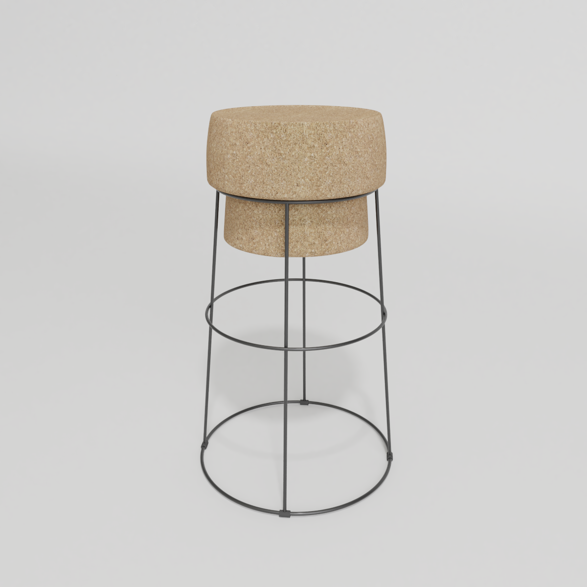 Cork stool preview image 5