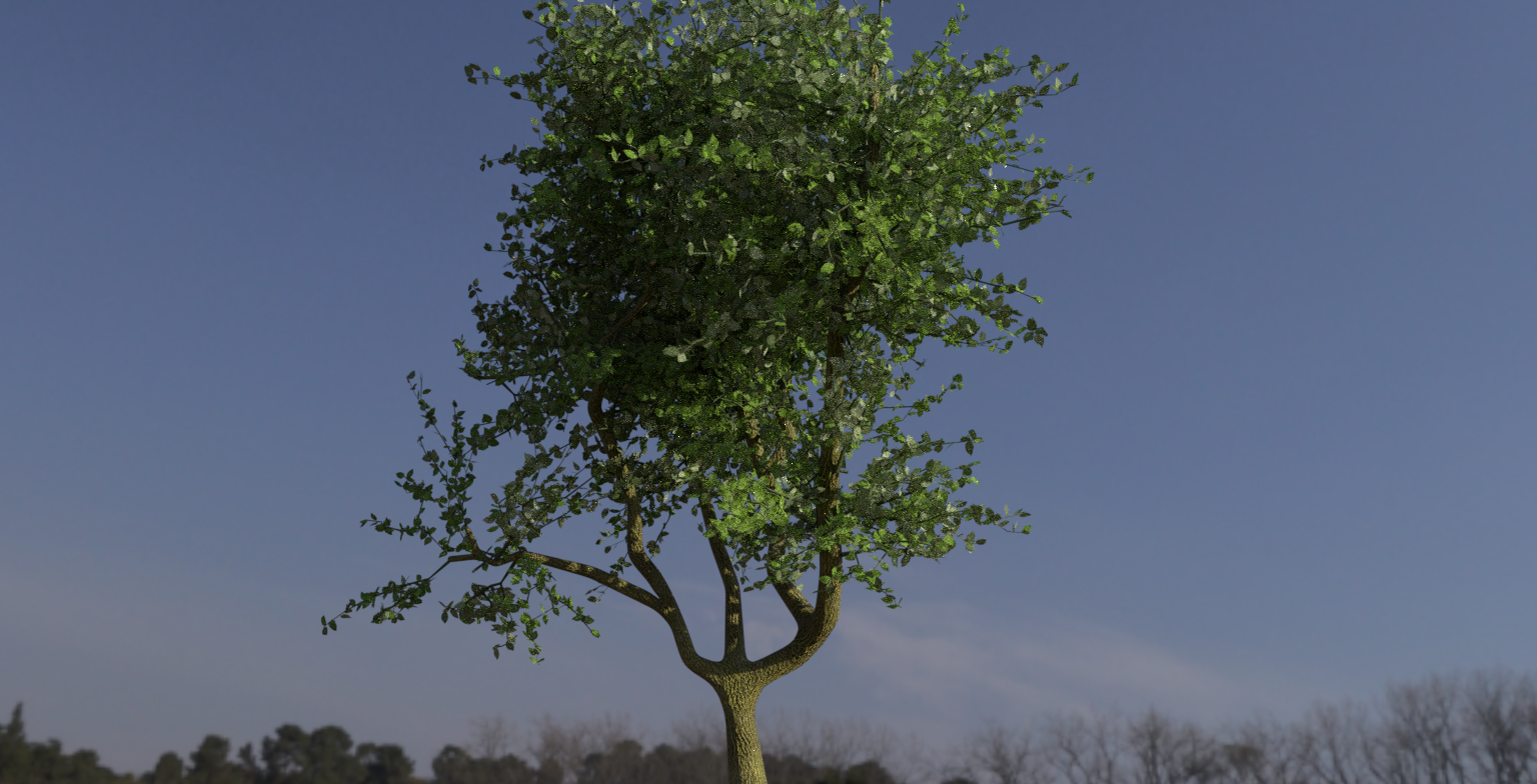 photo realistic tree  preview image 2