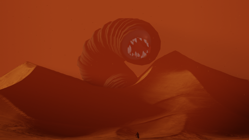 Fremen vs Sandworm preview image