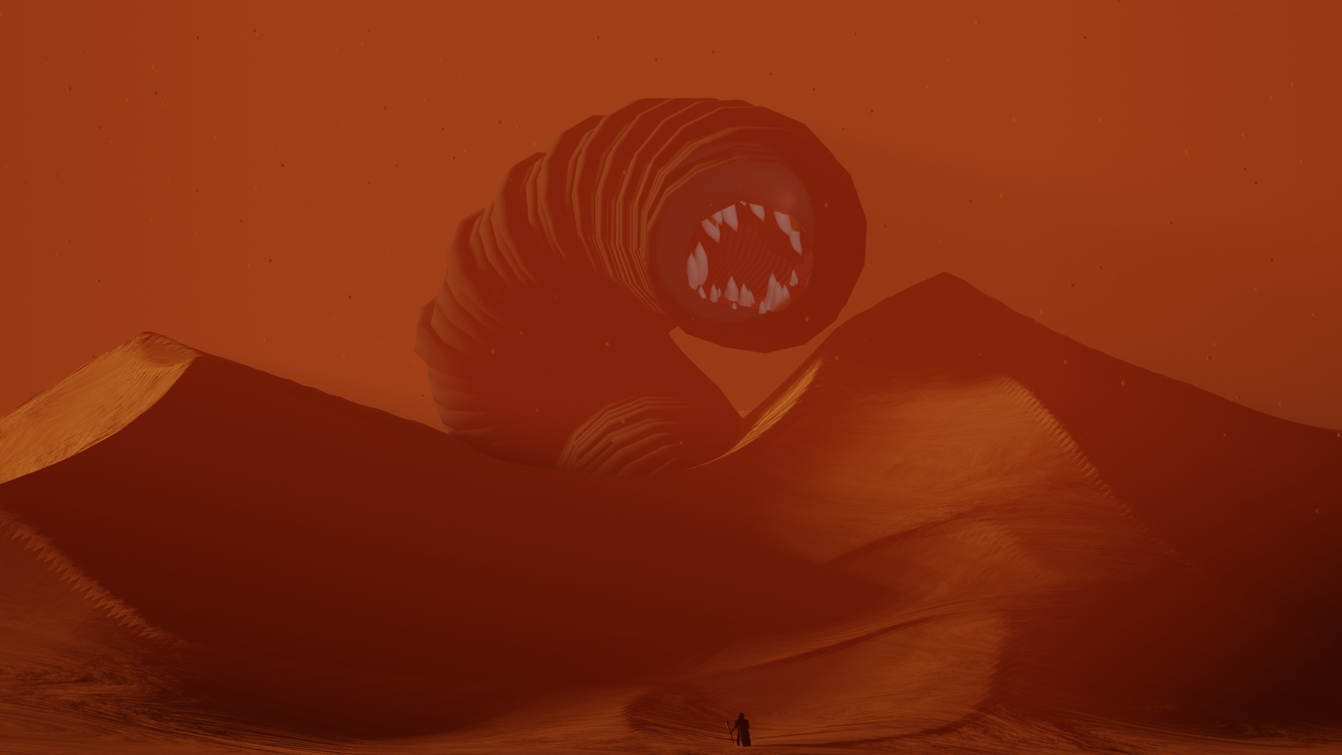 Fremen vs Sandworm preview image 1