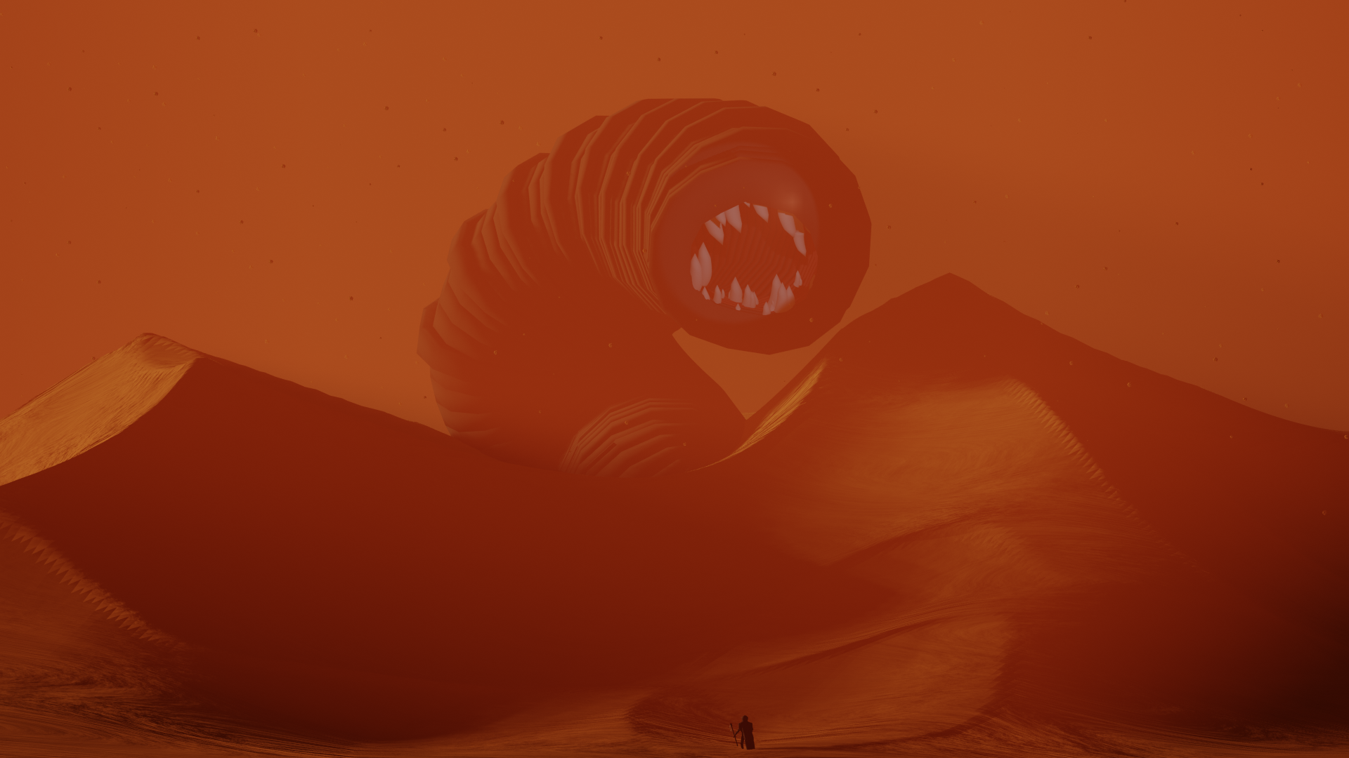 Fremen vs Sandworm preview image 2