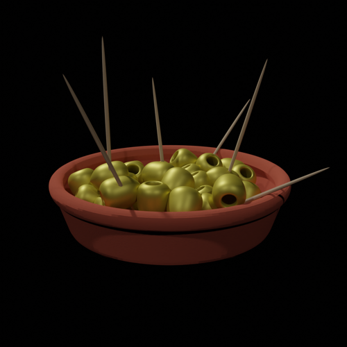 Olive snack preview image