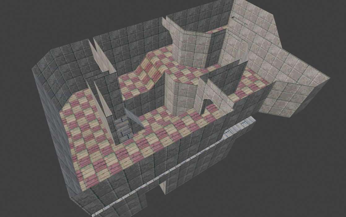 Simple AFPS Level preview image 5
