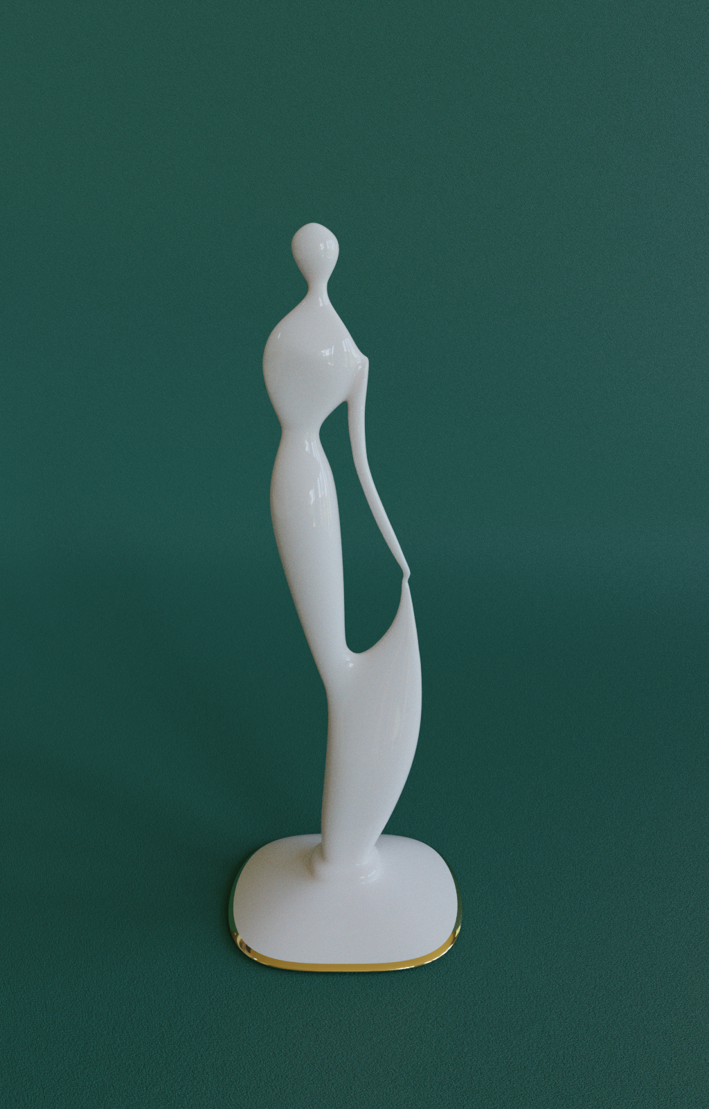 "Sculpture ""la femme"" preview image 1"