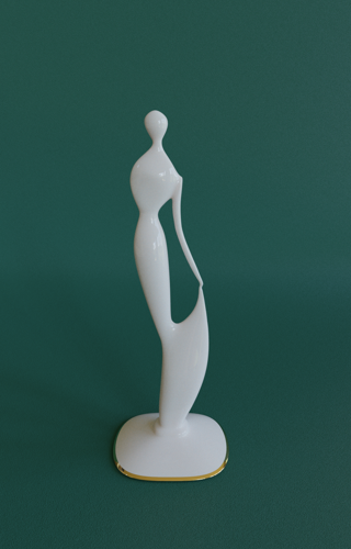 "Sculpture ""la femme"" preview image"
