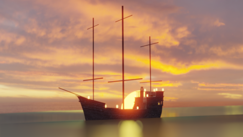 Boat free Caribean Dream preview image