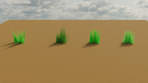 Simple grass preview image