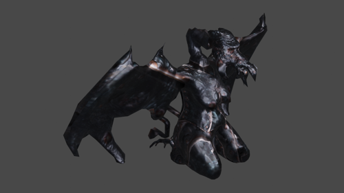 VIVISECT 2: WYVERN FANTASY ANIMAL  preview image