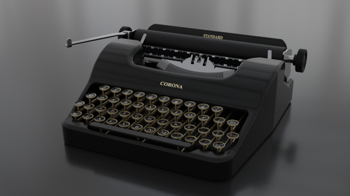 Simple Typewriter preview image