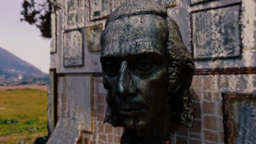 3D bust of Paco de Lucía  preview image