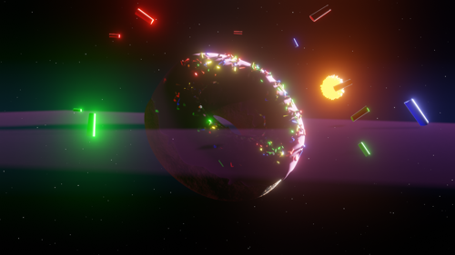 Space Donut preview image