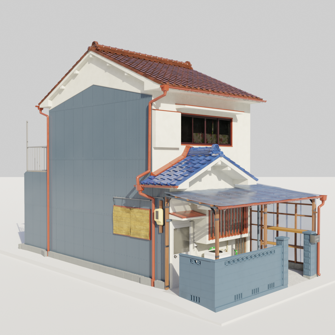 Japanese house preview image 4