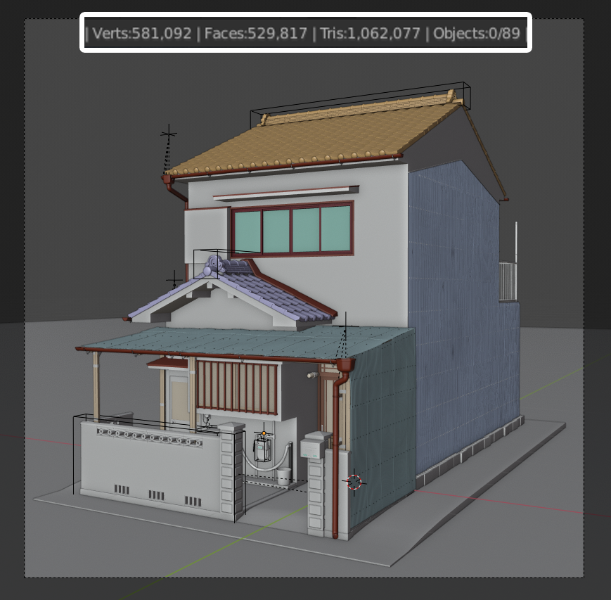 Japanese house preview image 10