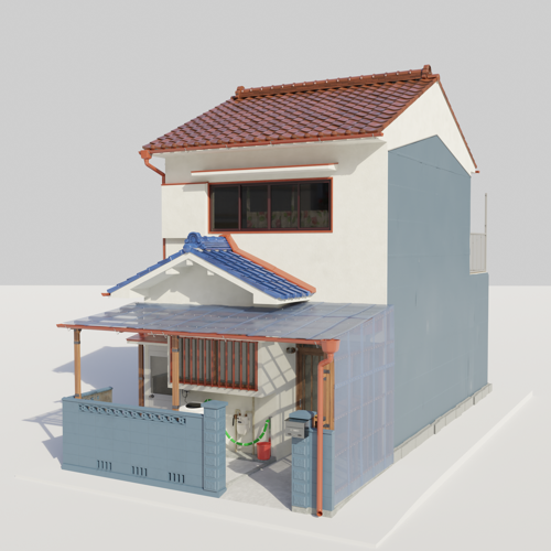 Japanese house preview image