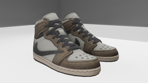 Travis Scott Air Jordan 1  preview image