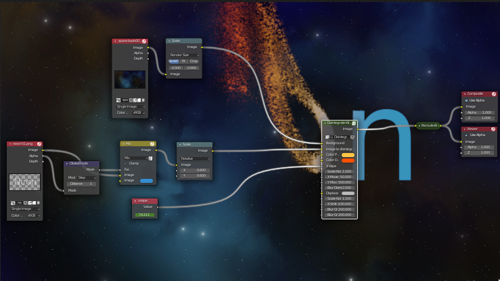 Compositor Nodes Desintegrate-Wipe-01 preview image