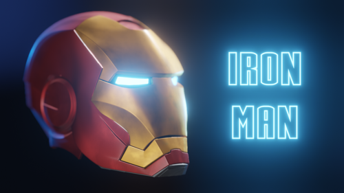 Iron Man Helmet preview image