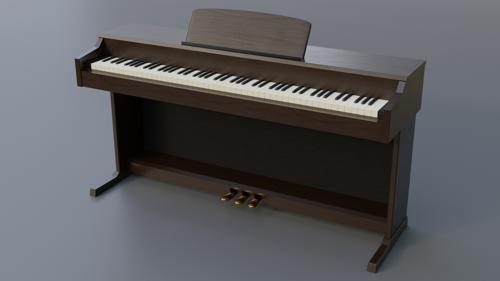 Digital Piano preview image