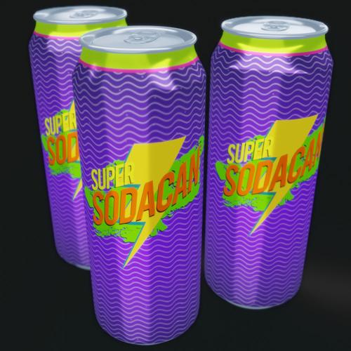 Super Soda Can preview image