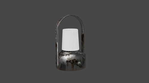 TARNISHED LANTERN (LOW POLY)  preview image
