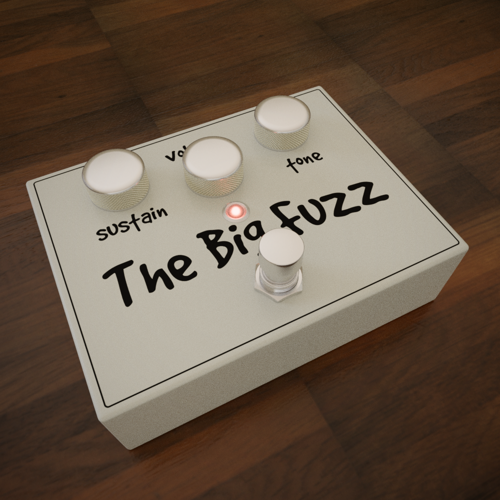 Guitar Pedal preview image