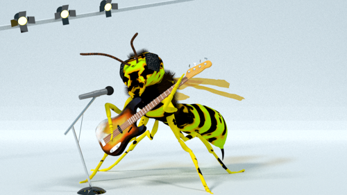 Sting the Wasp preview image