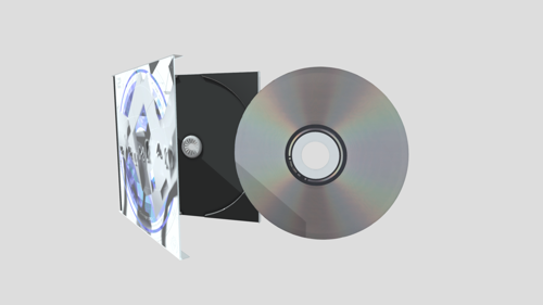 CD + Jewel Case preview image