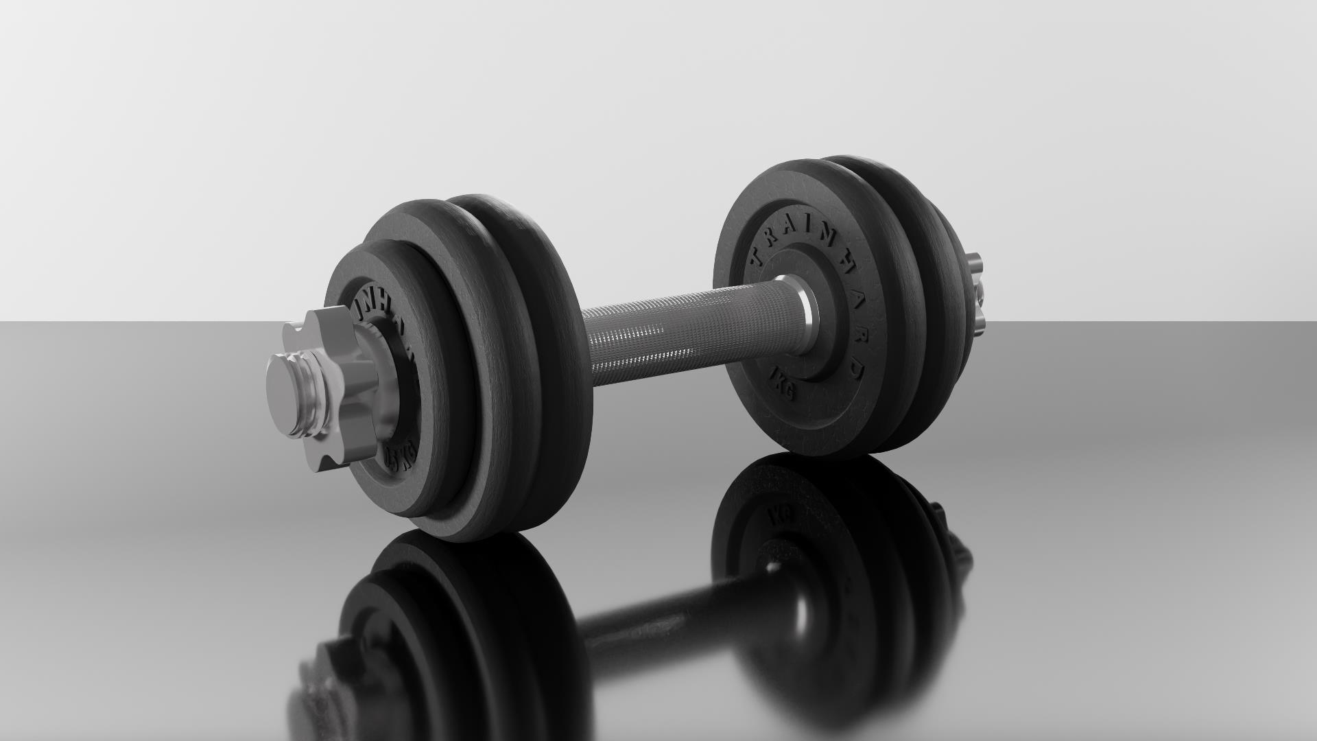 Dumbbell preview image 1