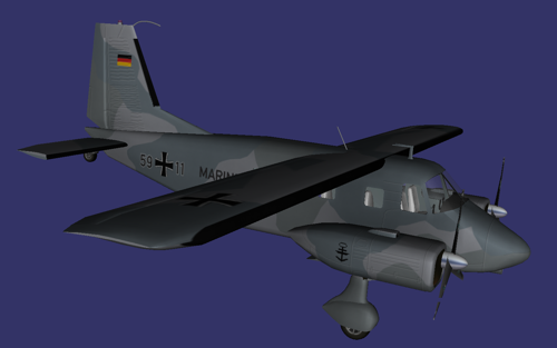 Dornier Do 28 Skyservant preview image