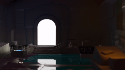 Temple Interior preview image