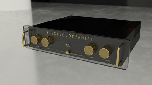 Eci2 Audio amplifier preview image