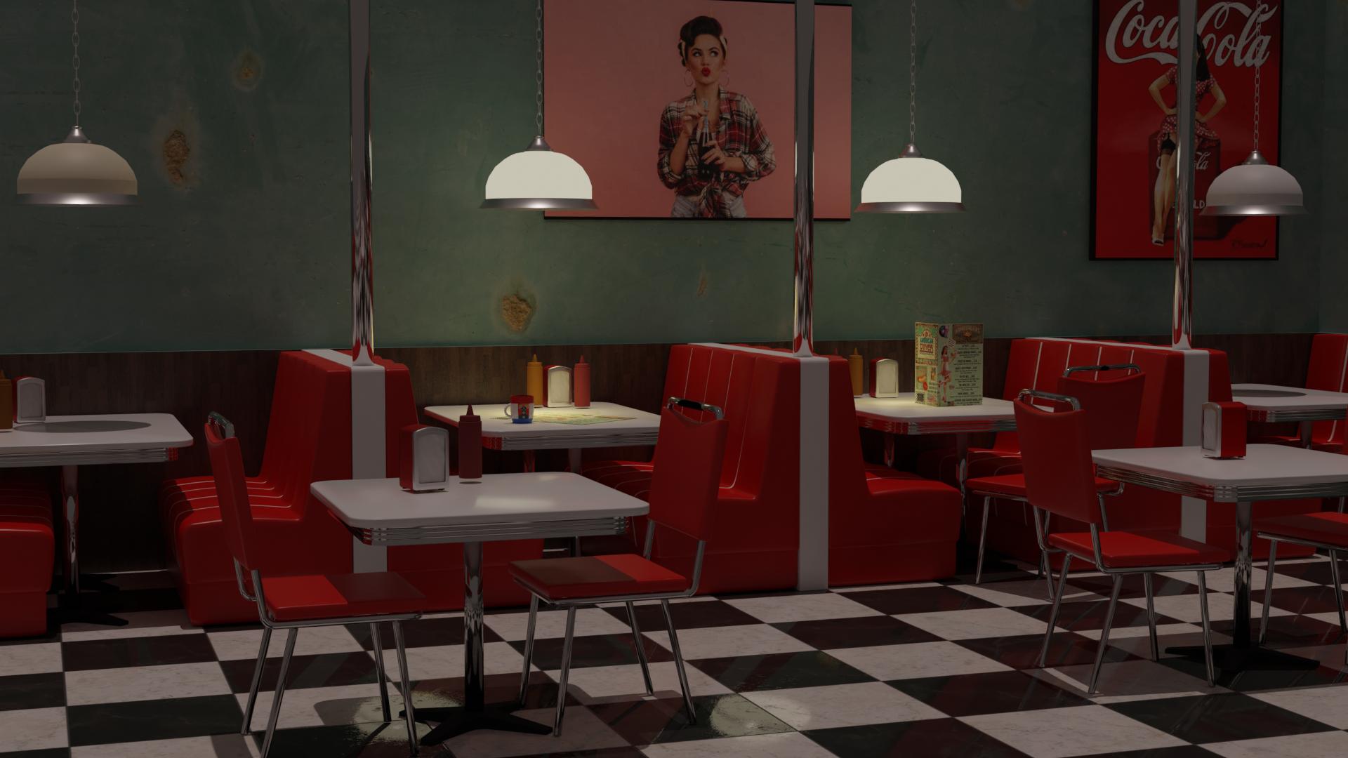 Blend Swap American Vintage Diner