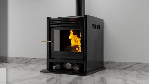 Wood Stove - Heater preview image
