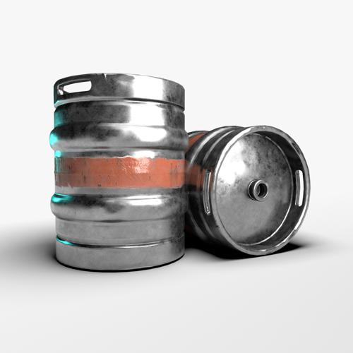 Beer Keg preview image