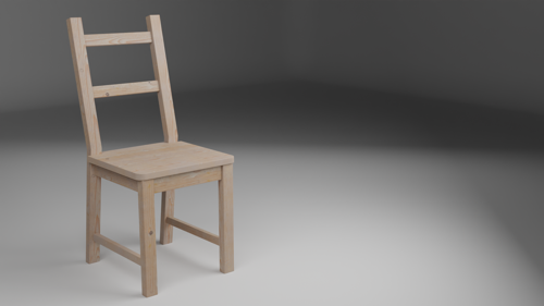 Ikea Ivar Chair preview image