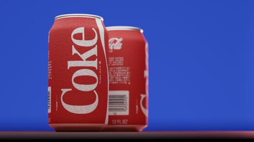 Soda Can / Coke Can preview image