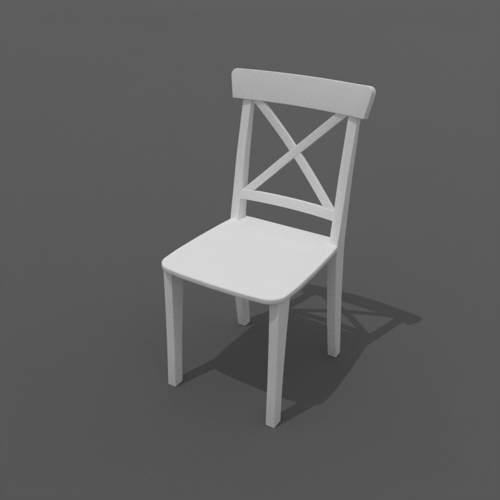 IKEA Ingolf chair preview image