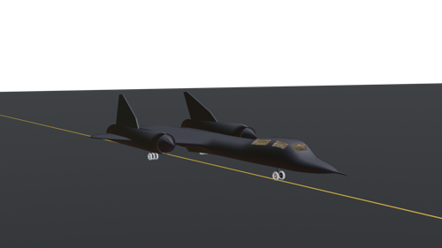 SR-71 Blackbird preview image