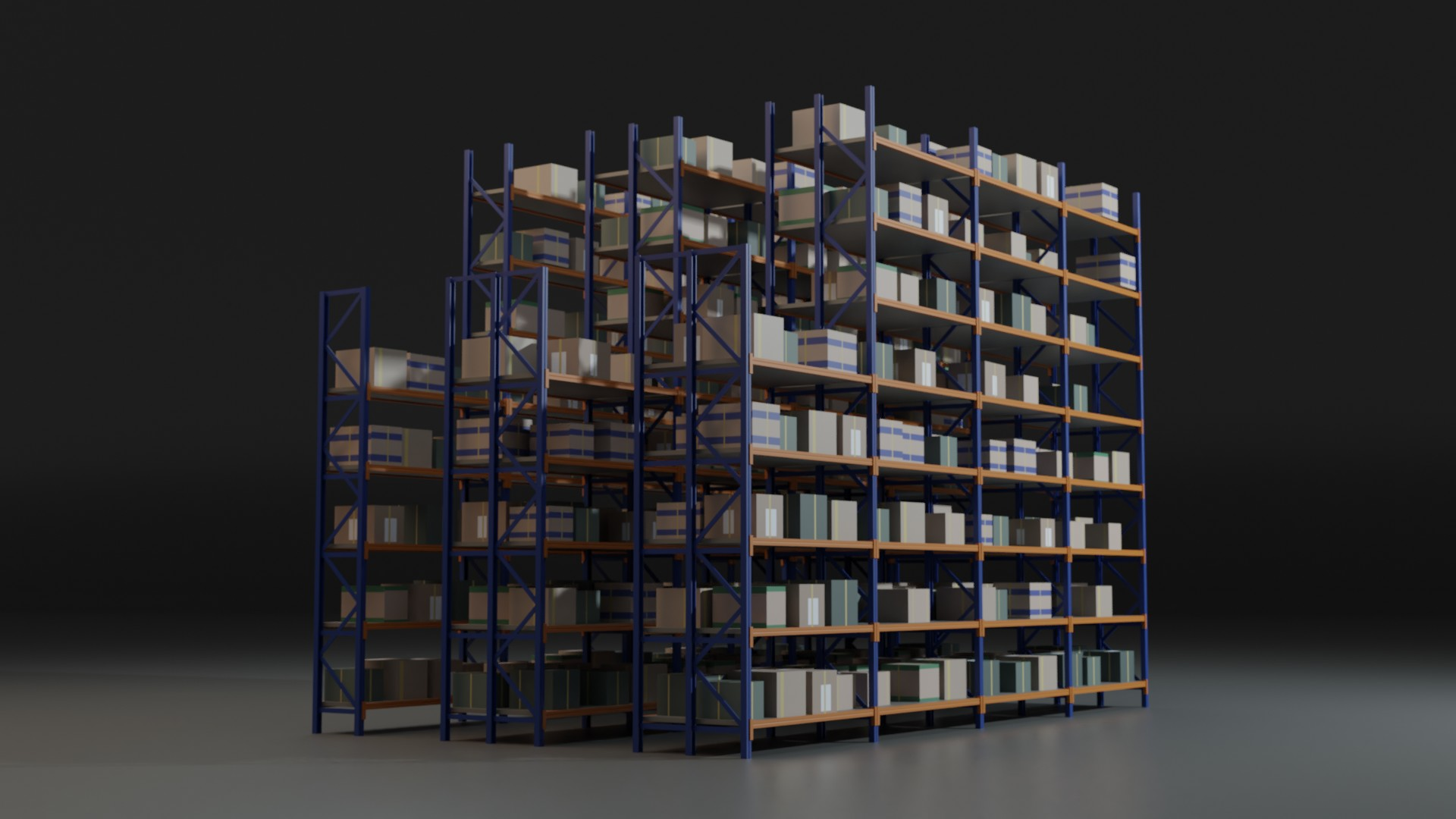 Storage Rack preview image 1