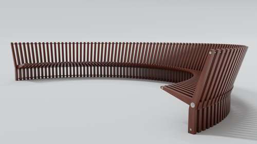 Astral - bench by Per Borre preview image