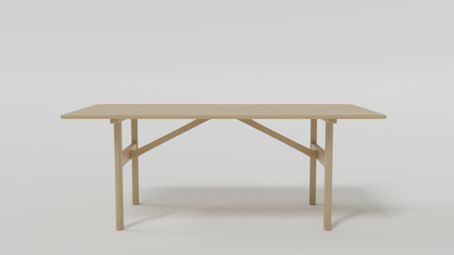 Mogensen Table preview image