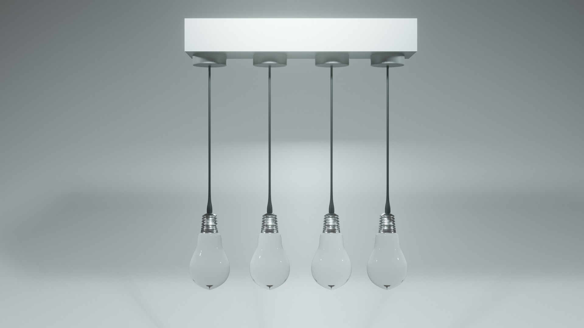 Modern Lamp (photorealistic) preview image 1
