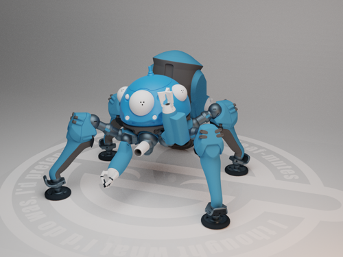 Tachikoma 2045 preview image