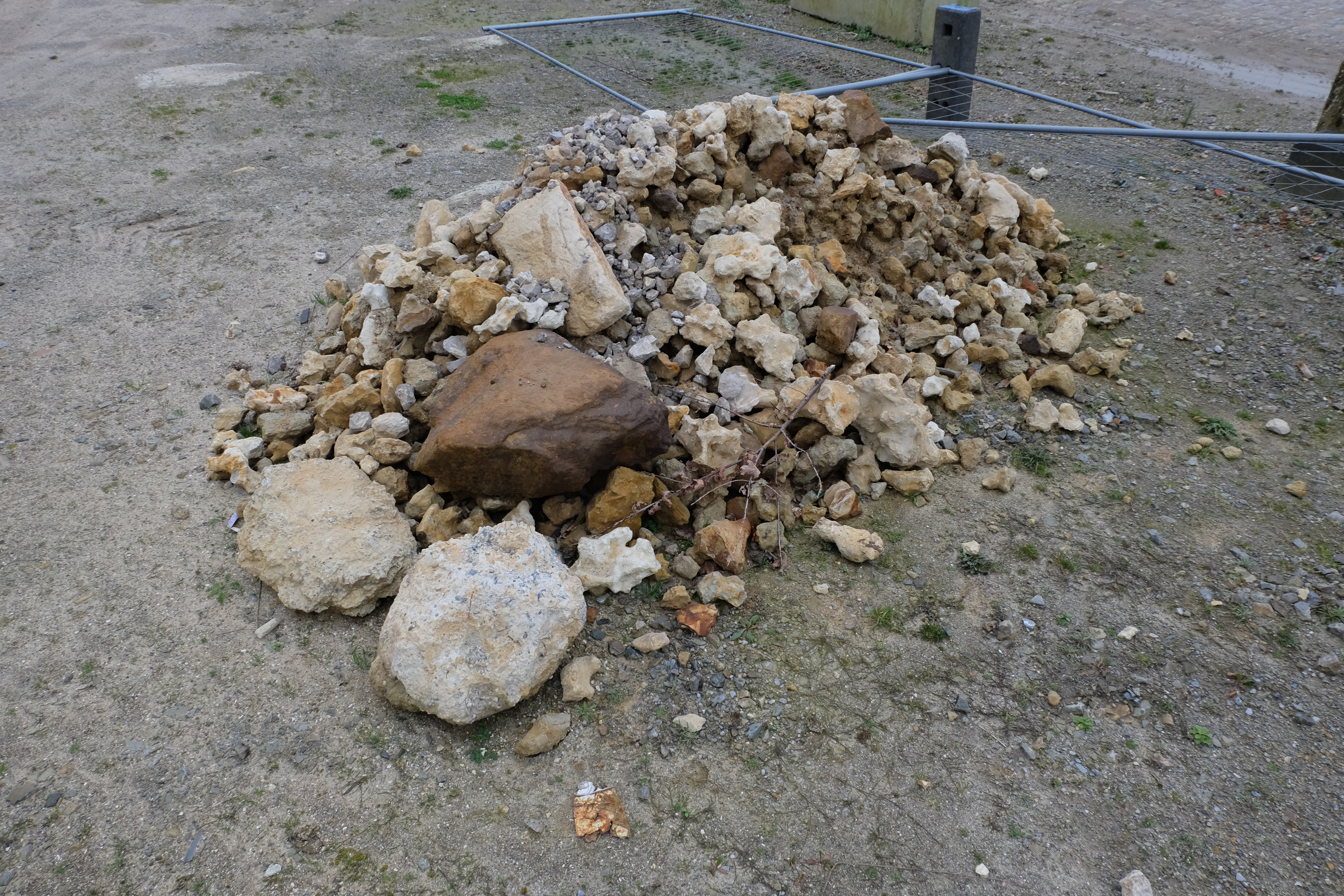 Pile of stone and rock preview image 2