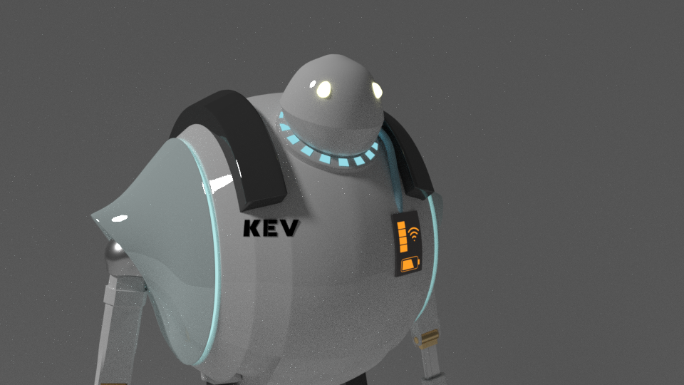 KEV the Robot preview image 1