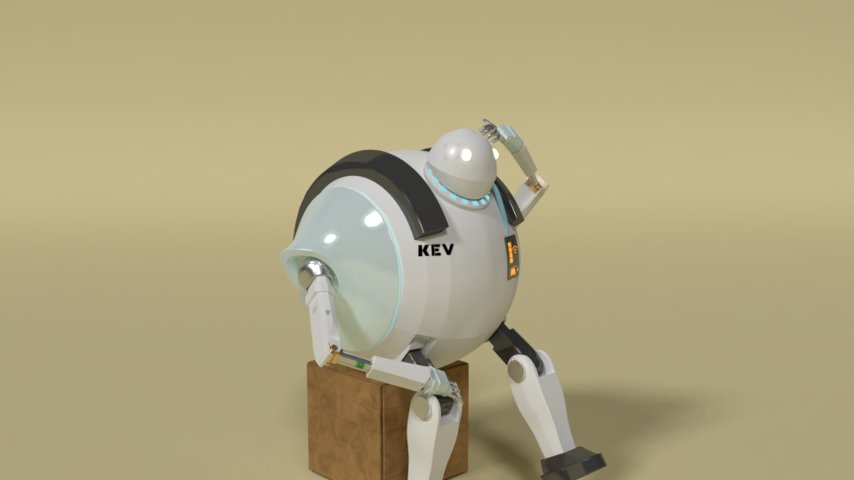 KEV the Robot preview image 2